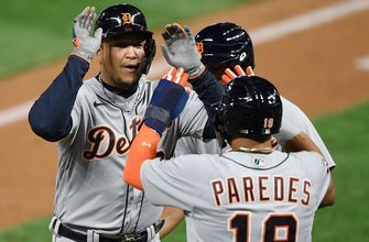 Miguel Cabrera homers twice, but Twins hold on, 7-6, over Tigers