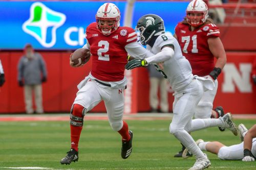 Nebraska rallies for 9-6 win at home as Michigan State's sputtering offense goes cold