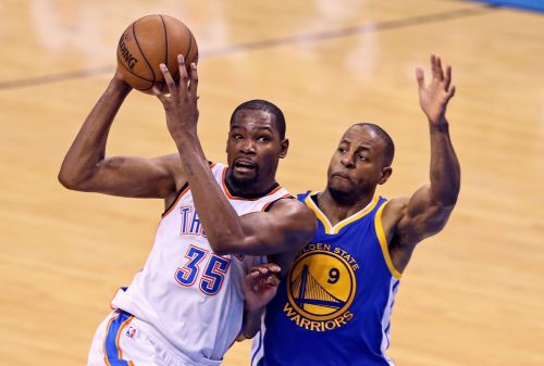 How the Warriors got Kevin Durant