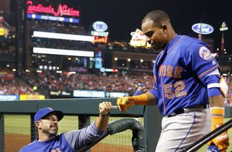 Mets' Cespedes has ankle surgery, expected to miss season