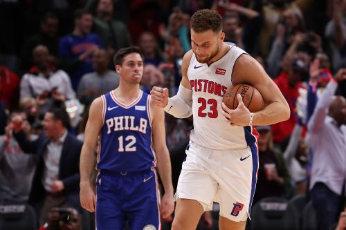 Blake Griffin plays hero as 50th point wins game