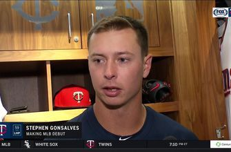 What does Stephen Gonsalves bring to the mound?