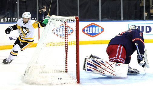Rangers routed by Penguins once again