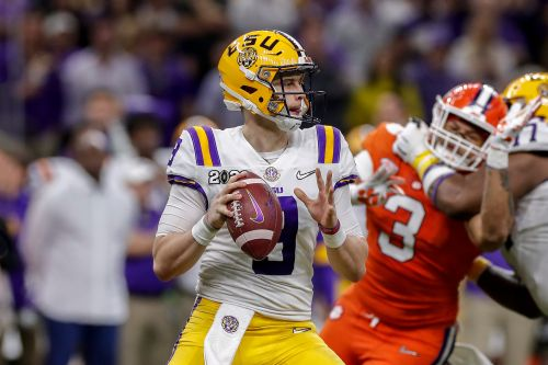 NFL Draft: Dolphins want to trade up for No. 1 pick to secure Joe Burrow