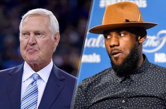 Clippers consultant Jerry West calls LeBron James' arrival in LA 'not a tough free agent signing'