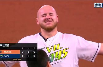 MUST SEE: Mike Brosseau walks it off in the 13th