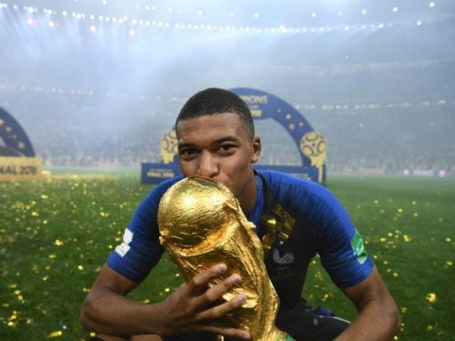 France's Kylian Mbappe seals place as global star by flashing speed, ruthlessness and joie de vivre at World Cup