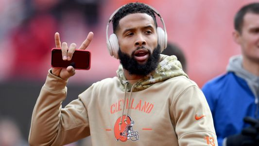Odell Beckham Jr. says comments about Browns future were misconstrued: 'Next story plzz'