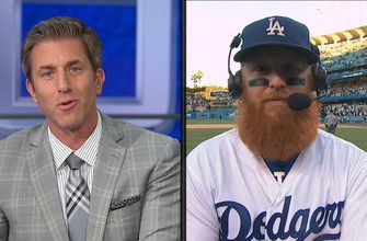 Justin Turner explains how the Dodgers changed their approach at the plate in Game 5 win