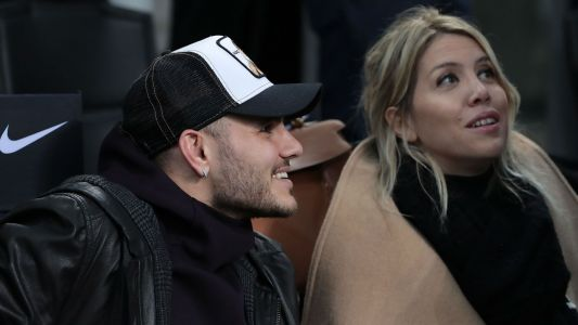 Wanda Nara: Stripping Inter captaincy was like taking one of Icardi's legs