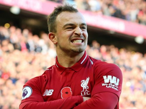 Shaqiri wanted to face Bayern as he sees Liverpool going far in the Champions League
