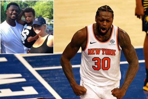 Julius Randle needed 4-year-old son's reality check to become All-Star