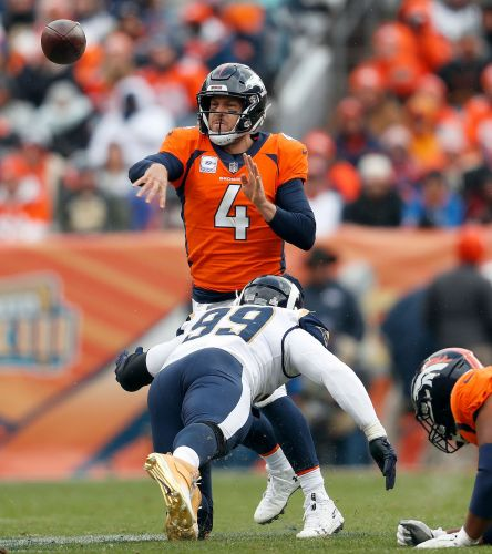 Keenum hasn't taken Denver by storm like he did Minnesota