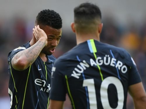 Tables turned as struggling Jesus looks to Aguero for inspiration