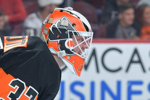 Flyers re-sign Brian Elliott to one-year, $2 million deal