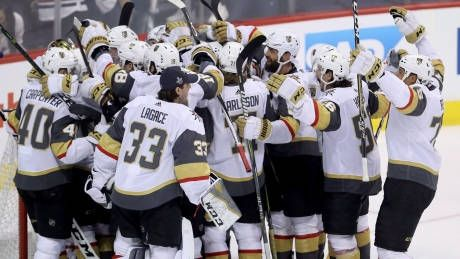 Golden Knights authoring quite the remarkable story