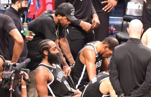 Nets' all-in trade for James Harden didn't end with title