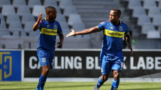Cape Town City thump Black Leopards to move into top eight