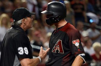 D-backs again can't hold 3-run lead, fall to 3rd place