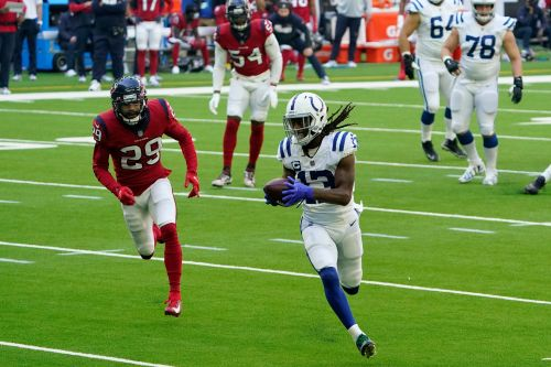 Colts WR T.Y. Hilton almost retired after neck surgery, spoke with Andrew Luck