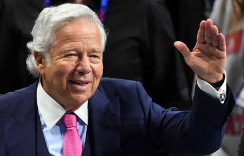 Robert Kraft files motion to keep Orchids of Asia Day Spa videos from becoming public