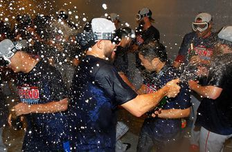 Red Sox clinch 3rd straight AL East title