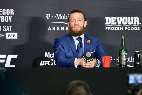 Conor McGregor gives €1 million for medical supplies in coronavirus fight