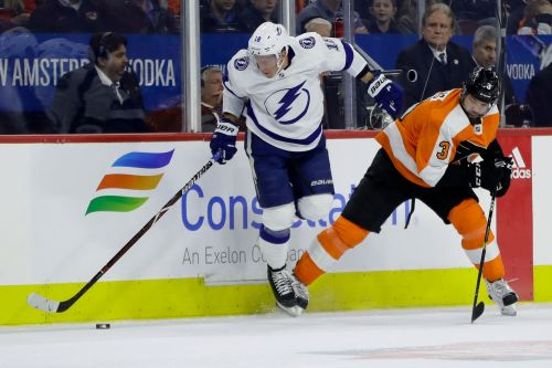 Flyers' Gudas suspended 2 games for high-sticking Kucherov