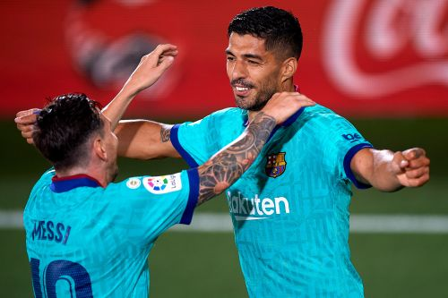 Lionel Messi's fight with Barcelona escalates over Luis Suarez exit