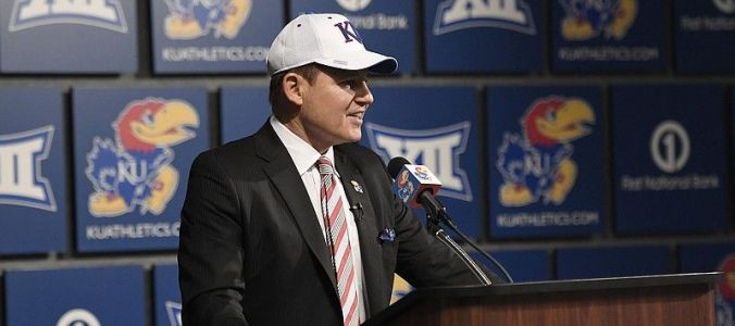 Les Miles hires more support staff for KU football