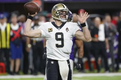 Manning braces for Brees to break records