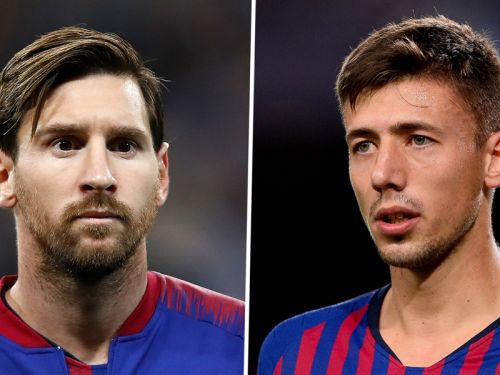 'Messi's humility only makes him more of a legend' - Lenglet delighted to play alongside Barca idol