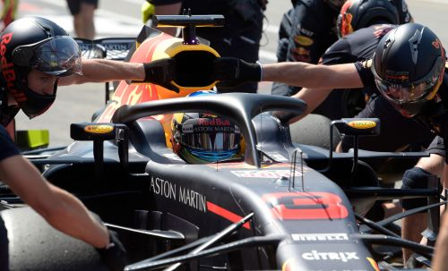 Ricciardo's German GP hopes all but ended by grid penalty