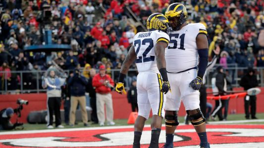 Michigan football observations: Wolverines in control vs. Rutgers