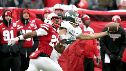 MSU's offense nearly nonexistent in loss to Nebraska