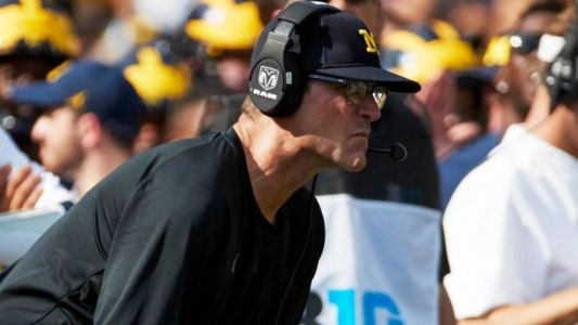Rutgers vs. Michigan Live updates Score, results, highlights, for Saturday's NCAAF game