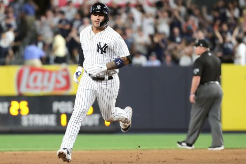 Gleyber Torres takes Derby decision out of MLB's hands