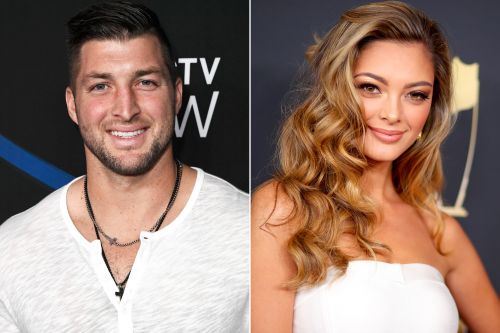 Tim Tebow confirms romance with Miss Universe