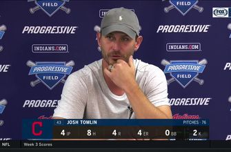 Josh Tomlin on the mindset of the team as the regular season winds down