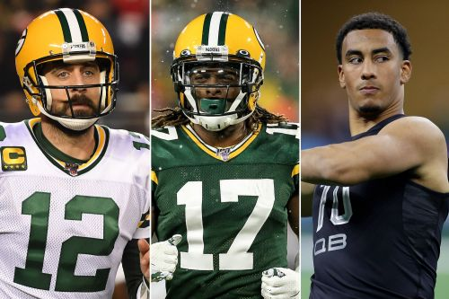 Aaron Rodgers wasn't only Packer stunned by Jordan Love draft shocker