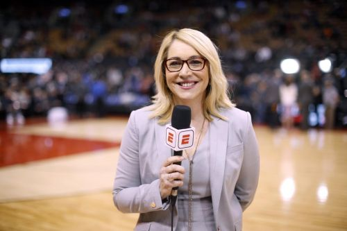 NBA broadcaster Doris Burke had coronavirus, details her symptoms and recovery on podcast