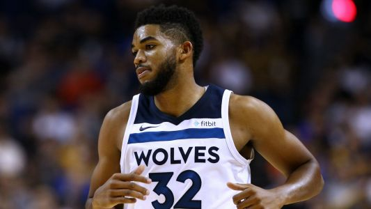 Timberwolves sign Karl-Anthony Towns to 5-year, $190 million extension, report says