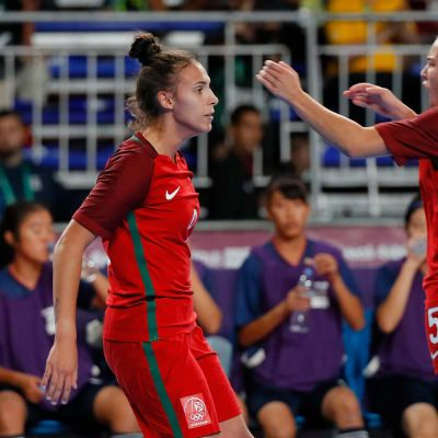 Portugal win maiden Youth Olympic title