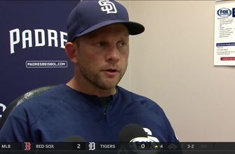 Andy Green on the Padres' 10-2 win over the Phillies