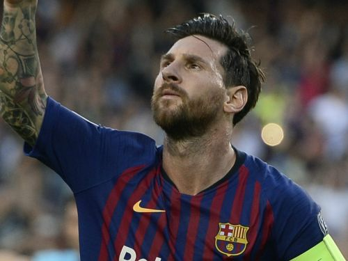 Barcelona the new Galacticos as Messi's magic masks collective limitations
