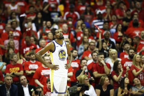 Steve Kerr Told Kevin Durant a Michael Jordan Story in Game 5