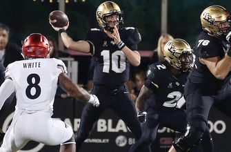 McKenzie Milton hits Adrian Killins for 42-yard touchdown pass as No. 11 UCF extends win streak