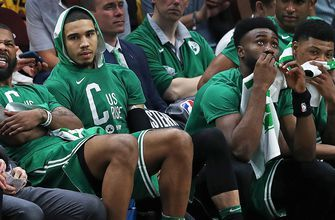 Cris Carter on Boston falling to Cavs in Game 3: 'Their inability to play well on the road is going to end their season'