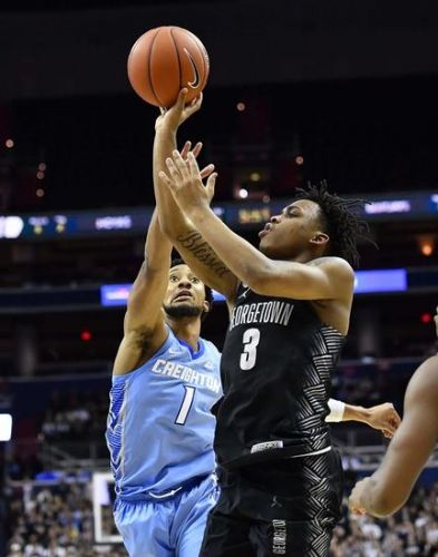 Georgetown Hoyas vs. Creighton Bluejays - 1/15/20 College Basketball Pick, Odds & Prediction