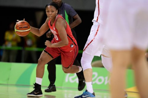 Canada beats Senegal 75-56 in Women's Basketball World Cup tuneup